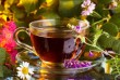 Чай калинка-малинка
