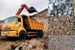 Продажа и доставка: песка, щебня, перегноя,  кирпича(нов. и б/у) и т.д