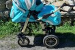 Породам коляску 2 в 1 (зима-лето)