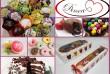 Маффины, капкейки, кексы в праздничной упаковке