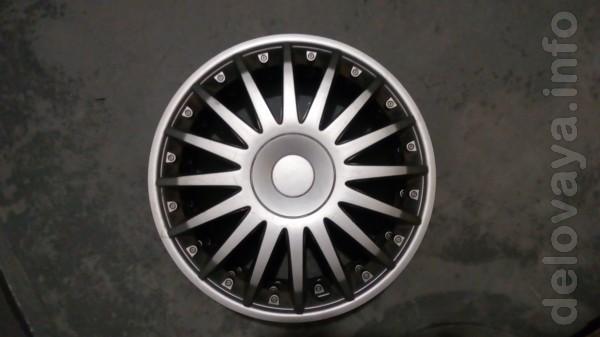 Продам колпаки колесные R14 б/у поштучно  Цена за 1 шт = 40 грн.