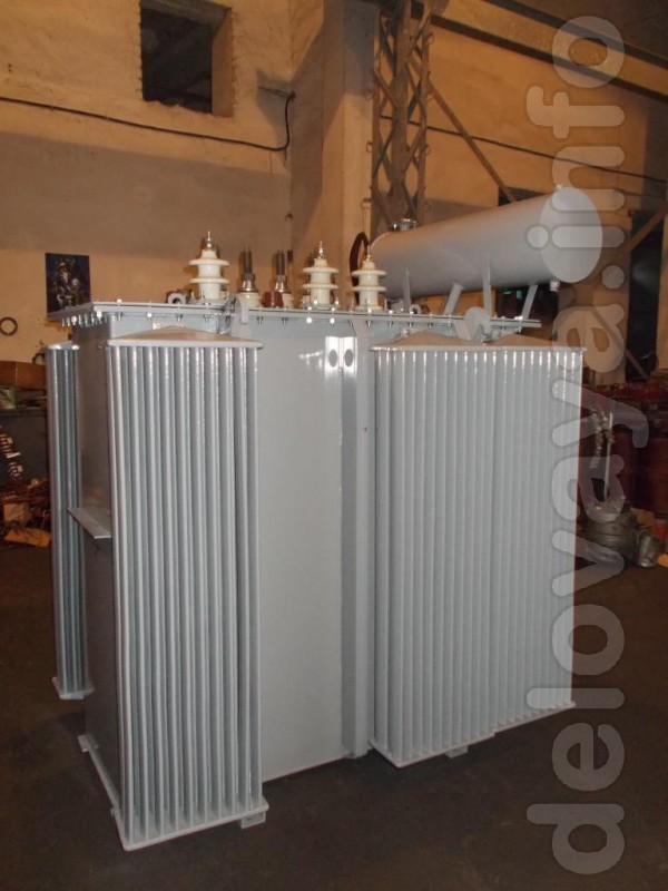 ЧП Энергоспецсервис предлагает к продаже силовые масляные трансформат