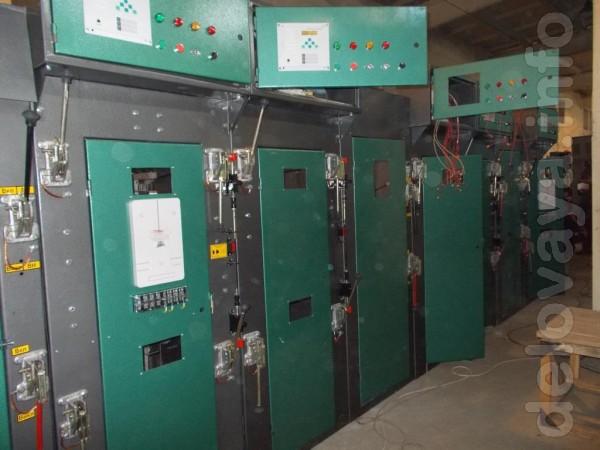 Камери збірні одностороннього обслуговування КСО з повітряною ізоляці