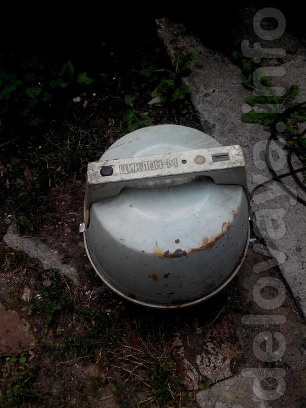 Продам пылесос времен СССР Циклон -М в рабочем состоянии. Отлично под
