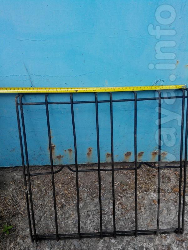 Решетка на газовую печь  - 150 грн, размеры на фото.