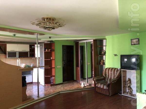 Квартира 4/9, лифт, студия, в идеальном состоянии, увеличена ванная,