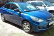 Хюндай Hyundai Accent 2011 Автомат 1400куб 10000уе пробег 60тыс км си