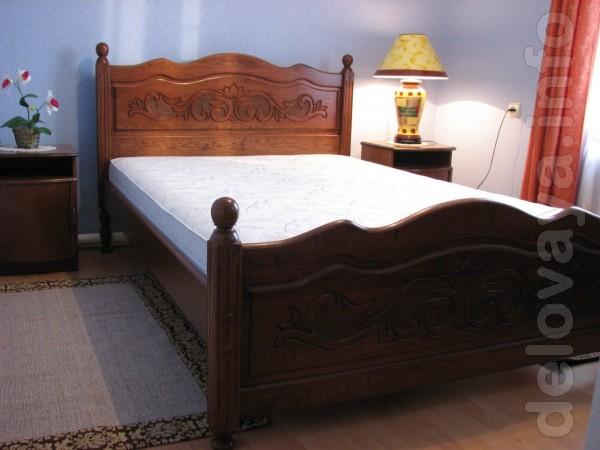 Изготовление кроватей из натурального дерева.(сосна, ольха, дуб) Отме
