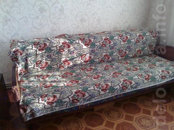 Диван-кровать - 450 гр., стол - 500 гр.,сервант - 1300 гр., тумбочка