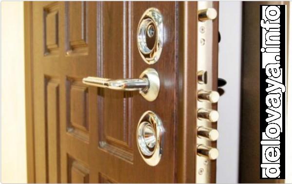 Продам входные бронированные двери - это прежде всего: - двери от взл