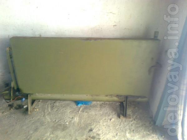 Батарея отопления 220 V на масле ,толщина метала 6 мм,габариты 1500*6
