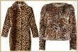 Шубка леопард р.46-48-50 фирменная, привезена из Италии смотрите вид