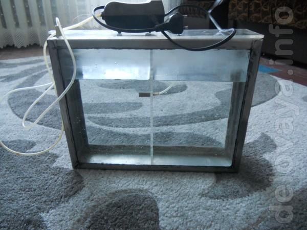 Продам аквариумные ширмы для продажи рыбки 1 ширма на 11 литров,2 шир