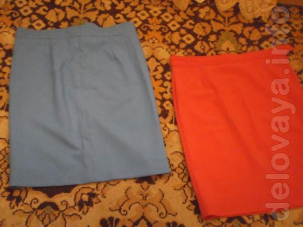 Юбки одного размера.новые. на размер 46. в двух цветах. 100 грн.