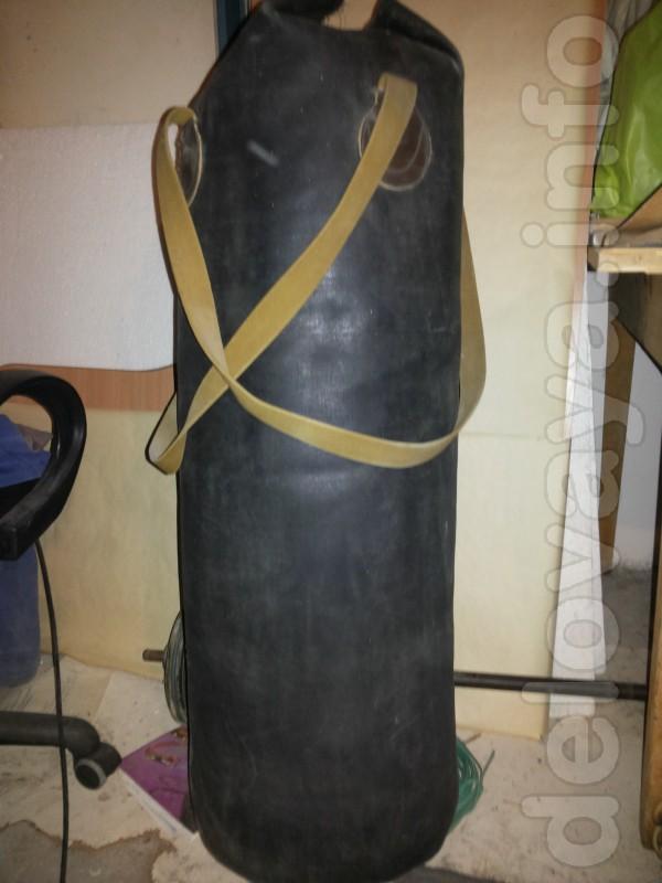 Боксерский мешок Champion - - это классический спортивный мешок для б