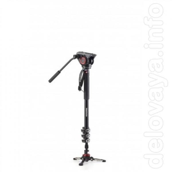 Продам монопод Manfrotto MVMXPRO500- новый. Для фото видеосьёмки. Цен
