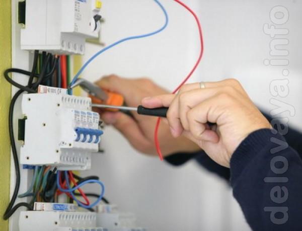 Замена проводки в квартире ,доме или даче.  Мелкие электромонтажные