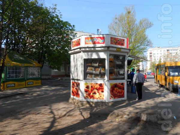 Сдается многофункциональный киоск в г. Лисичанске на РТИ по адресу кв