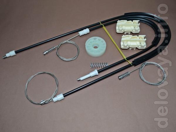 Ремкомплект стеклоподъемника (все троса и пластмассовые элементы) для