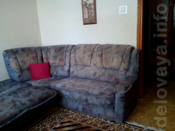 Мягкий уголок + кресло. Состояние отличное. Цена 4000 грн. Т. 050-155