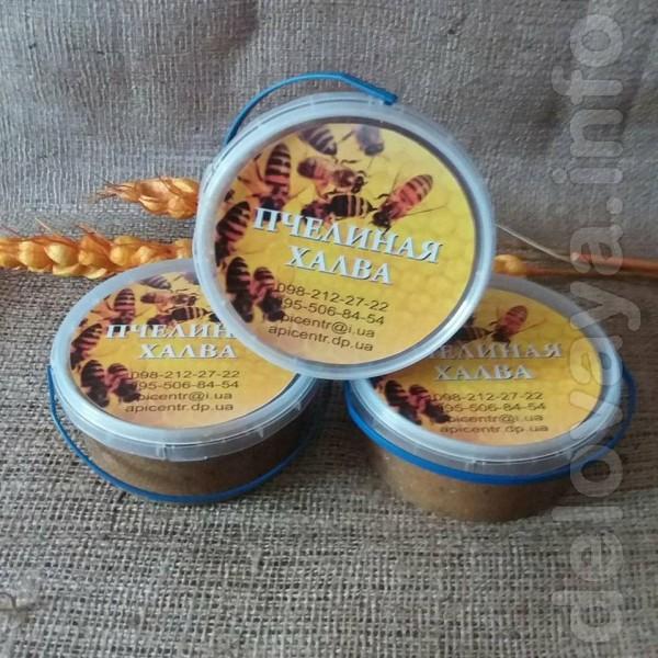 • Пчелиная Халва – уникальный витаминный комплекс для усиления мужско