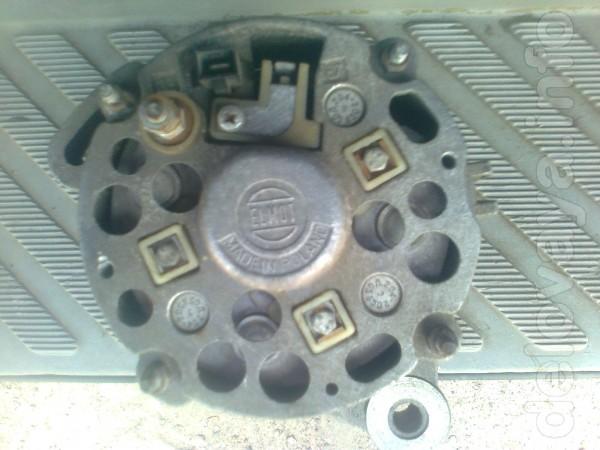 Продам генератор производство Польша(ELMOT) 12V 53A, новый ни разу не