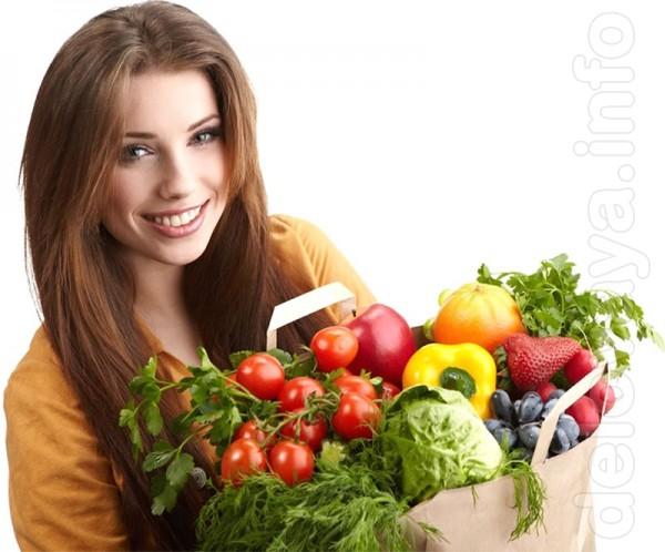 Магазин 'Продукты' предлагает доставку продуктов питания и алкогольны