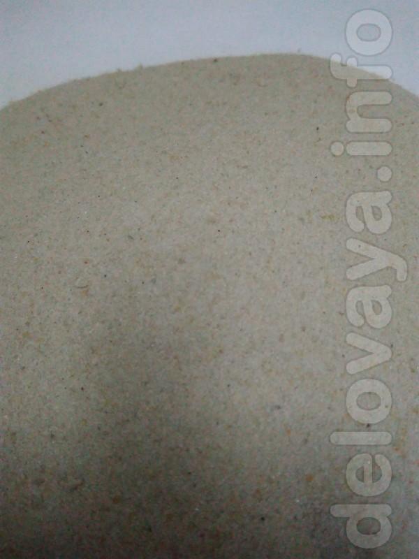 Продам песок (сухой) На условиях самовывоза, можем оказать услуги дос