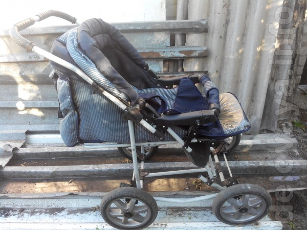 Продам детскую коляску, б/у, в хорошем состоянии