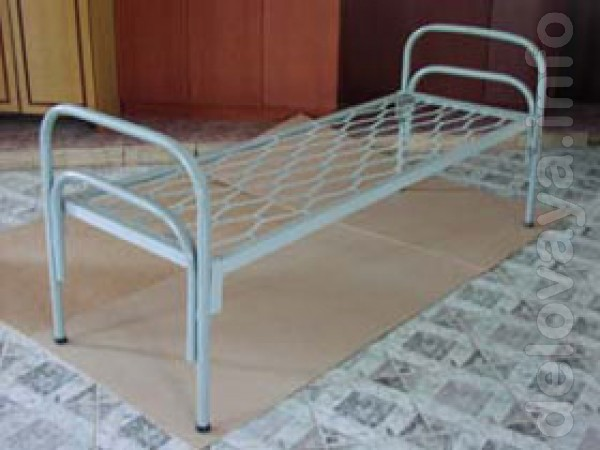 Выгодные цены на металлические кровати от компании Металл-кровати. В