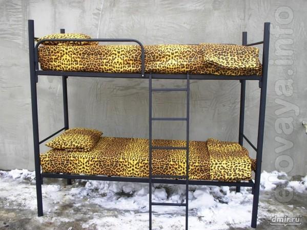 Реализация металлических кроватей крупным и мелким оптом. Компания Ме