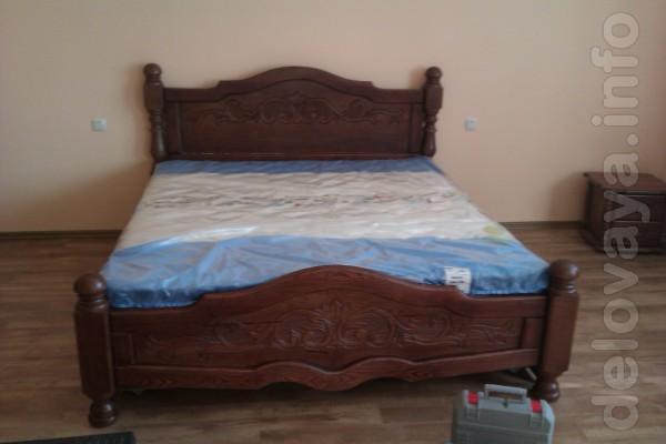 Изготовление кроватей по индивидуальному заказу любого размера, цвета