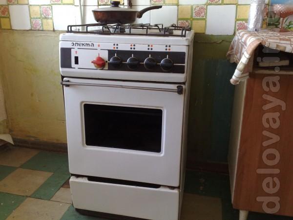 Куплю: газовую печь (2-х или 4-х комфорочную), холодильник в рабочем