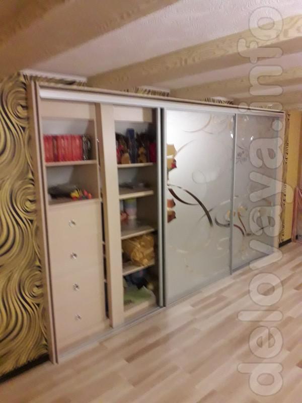 Изготовление корпусной мебели, кухни, шкафы купе ,прихожие, комоды,ко