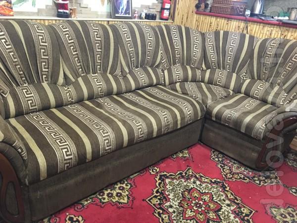 Продам диван уголок 'Дракон',действующий.