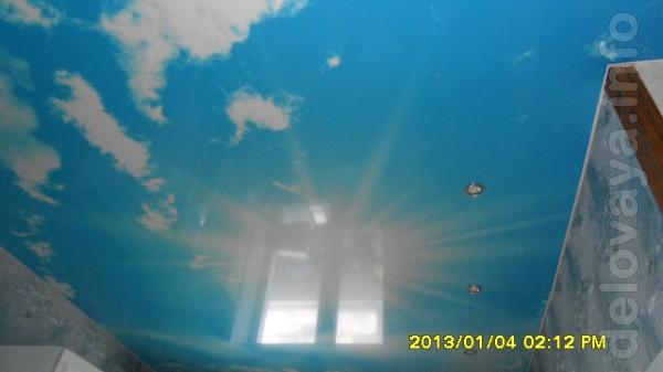 Натяжные потолки , ширина пленки: 1,5 метра,1,8 метра,3,2 метра,4 мет