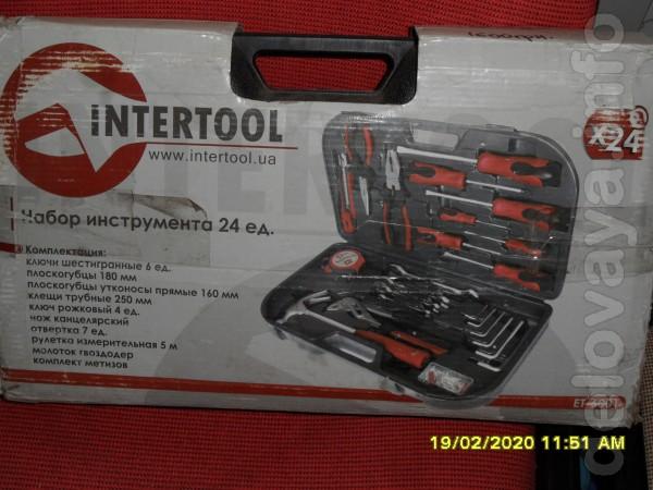 Продам набор инструментов:ключи шестигранные - 6 единиц,плоскогубцы 1
