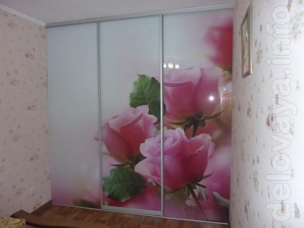 ЧП. Производим мебельные фасады под заказ: для шкафов - купе,гардероб