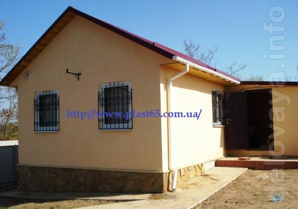 Строительство дачных домиков, дачных бытовок под ключ, изготовление с