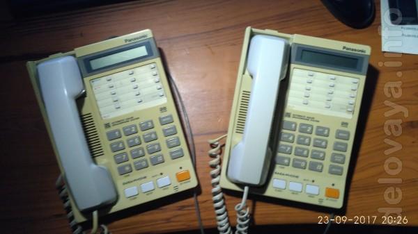 Продам 2 стационарных телефона Panasonic KX-T2365 по 200 грн. каждый.