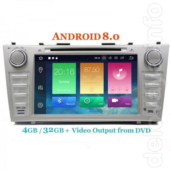 Операционная Система-Android 8.0  восьми ядерный RAM-DDR3-4 Гб Rock