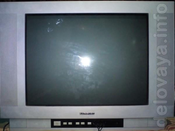 Продам ТВ Rainford 54см с пультом и плоским экраном в отличном состоя