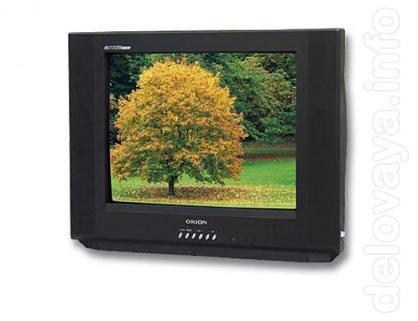 Продам ТВ Orion 54см - в отличном состоянии с пультом - 600грн и Satu