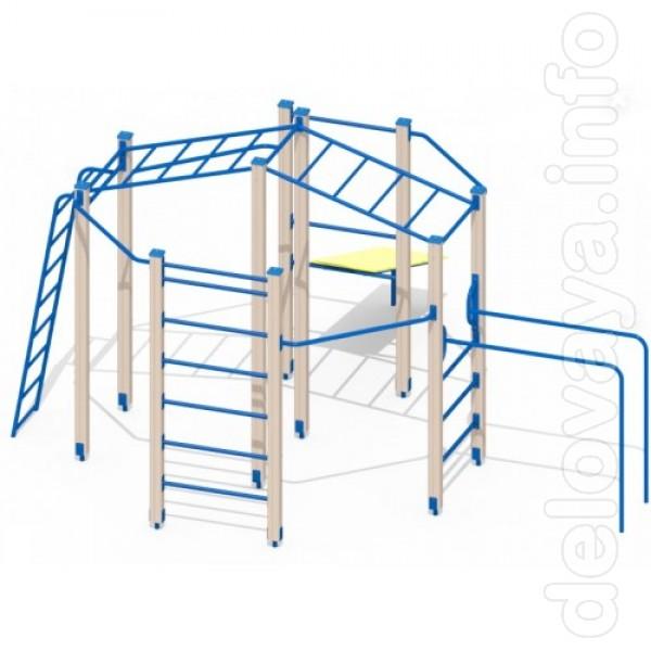 Детские спортивные площадки быстрые сроки изготовления в Сумах. Детск