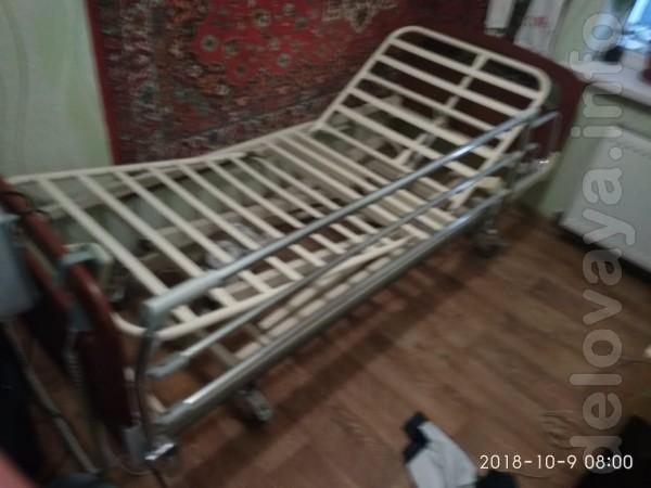Немецкая многофункциональная немецкая кровать для лежачих больных в и
