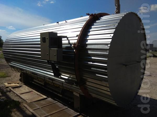 Предприятие «Термообробка» производит оборудование для термической об