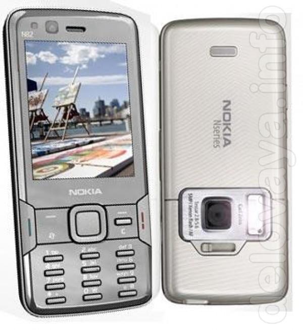Nokia N82,  пр-во Финляндия, сертифицирован, TFT – 16 млн.цветов, кам