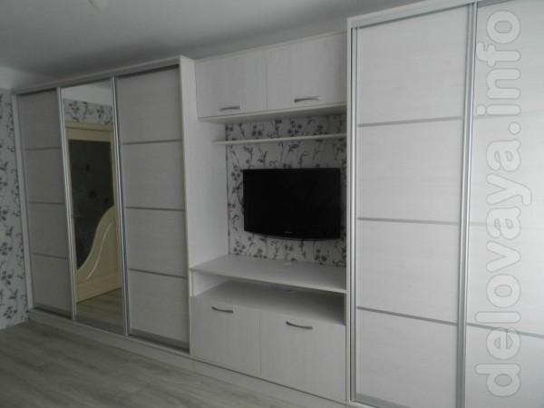 ЧП.Изготовление шкафа-купе,гостинки,гардеробные любых размеров и цвет