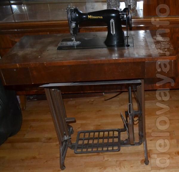 Швейная машинка ножная - 450 грн