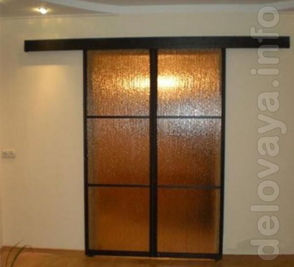 ЧП.Производим раздвижные меж.комнатные двери купе в алюминиевом профи